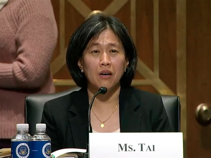 Le représentant US au commerce prépare des tarifs douaniers